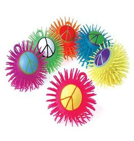 Peace Sign Puffer Ball