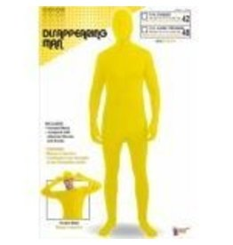 Disappearing Man Yellow Size 42