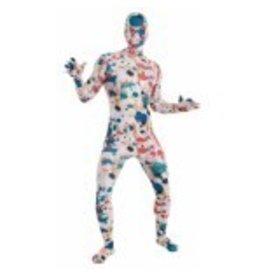 Disappearing Man Art Splatter Size 48