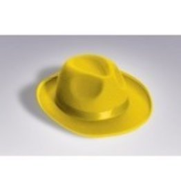 Deluxe Fedora Yellow