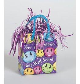 Get Well Balloon Weight