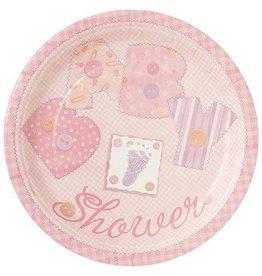 "Baby Stitch 9"" Plate"