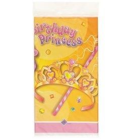 Birthday Princess Table Cover