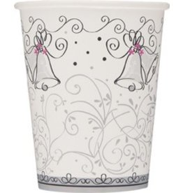 Wedding Style Cups 8 CT