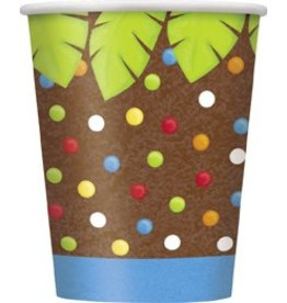 Jungle Party Cups 8 CT