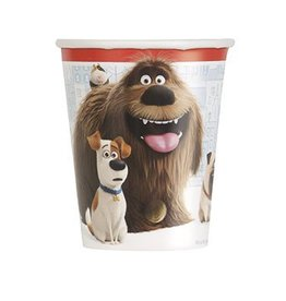Secret Lives of Pets Cups 8 Ct