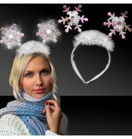 Snow Flake Headband