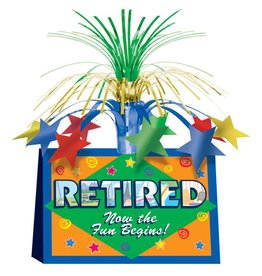 Retired Center Piece