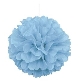 Blue Puff Ball