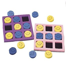 Smile Tic Tac Toe 6 piece package