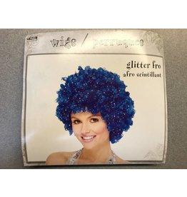 Glitter Fro Blue