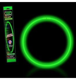 Green Glow Necklaces Tube of 50