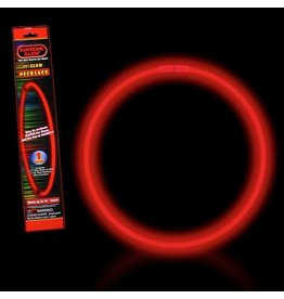 Red Glow Necklaces Tube of 50