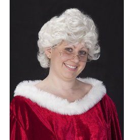 Mrs Claus Wig
