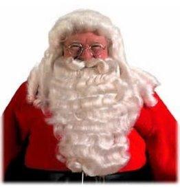 Santa Beard & Wig Professional Extra Full