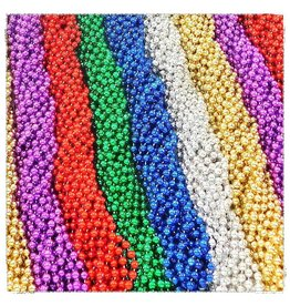 Case Of Throw Beads Asst Colors
