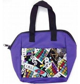 Purse Style Bingo Bag