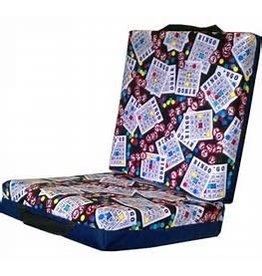 Double Bingo Cushion