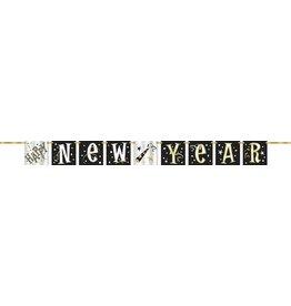 New Year Block Banner