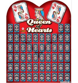 QUEEN OF HEARTS BOARD