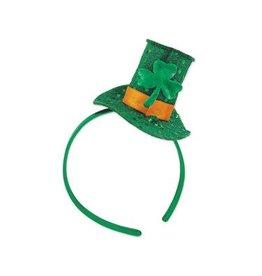 St Pat Hat Lite Up Headband