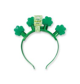 St Pat Lite Up Headband