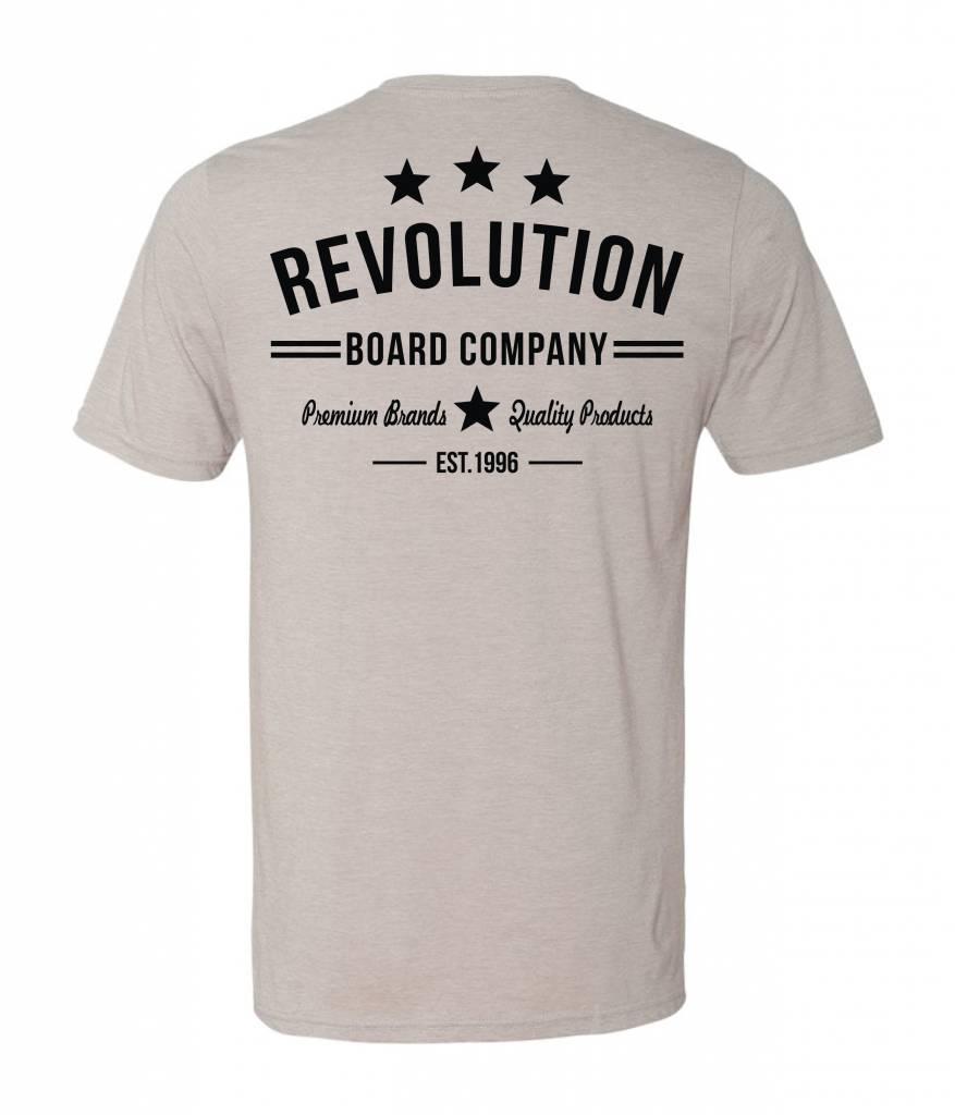 REVOLUTION C TOWN REVOLUTION ADULT TEE