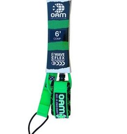 OAM OAM 6' COMP LEASH LIME