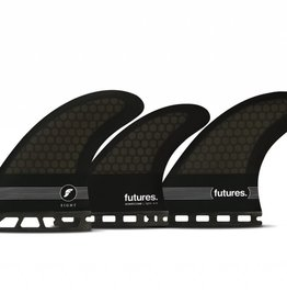 FUTURES FUTURE FINS F8 HC 5 FIN SET