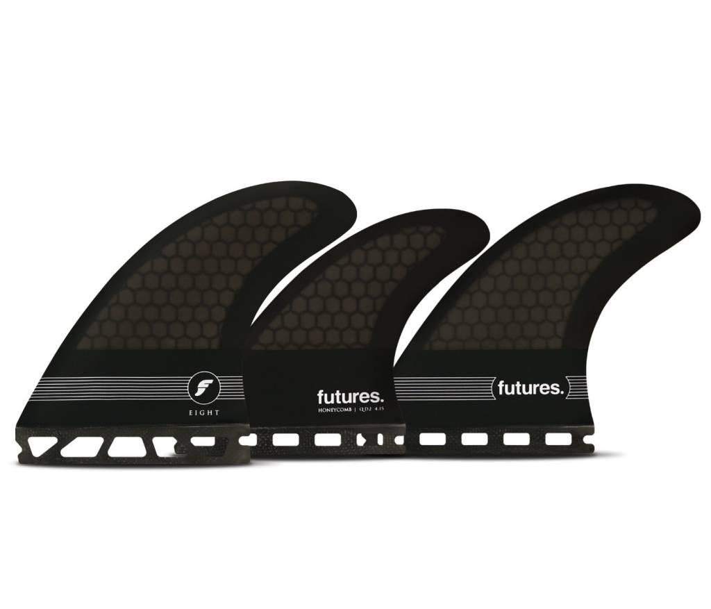 FUTURES FUTURE FINS F8 HC 5 FIN SET
