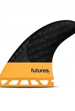 FUTURES V2EA BLACKSTIX 3.0 THRUSTER SET