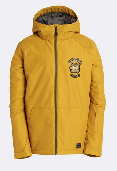 BILLABONG BILLABONG ALL DAY SOLID SNOW JACKET
