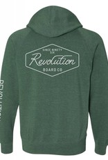 REVOLUTION SC SCRIPT PULL OVER HOOD