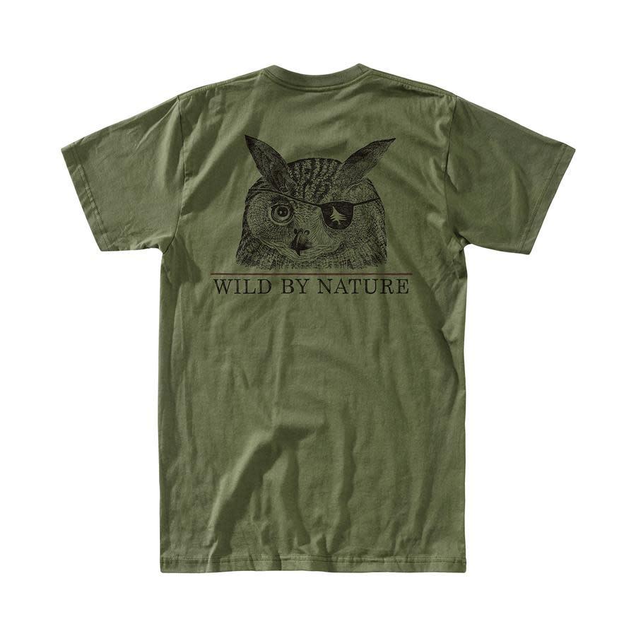HIPPY TREE NIGHT OWL TEE