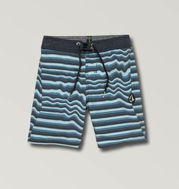 VOLCOM AURA STRIPE LITTLE BOYS BOARDSHORT