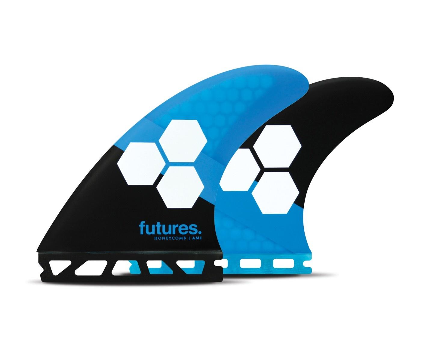 FUTURES AM1 HC THRUSTER BLUE/BLACK