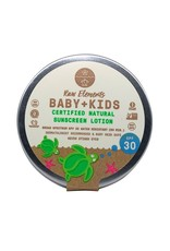 RAW ELEMENTS BABY + KIDS TIN SPF 30
