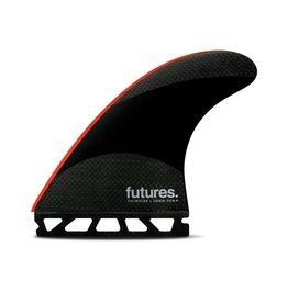 FUTURES JJF LARGE TECHFLEX BLACK/RED