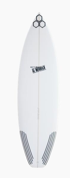 CHANNEL ISLANDS SURFBOARDS 6'3 OG FLYER FCS2