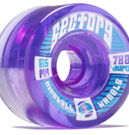 SECTOR9 65MM 78A TOP SHELF NINEBALL WHEELS