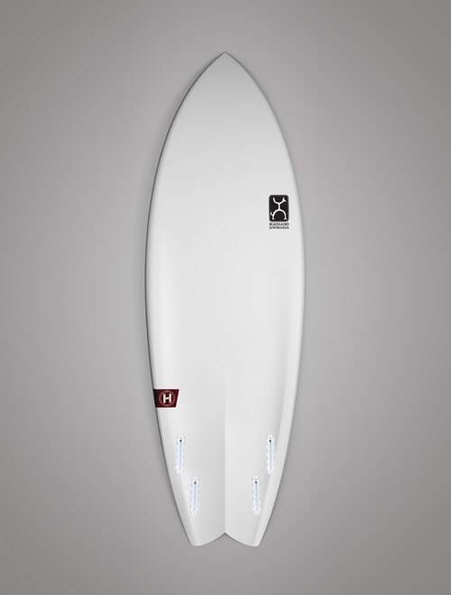 FIREWIRE SURFBOARDS 5'2 SEASIDE HE FCS2