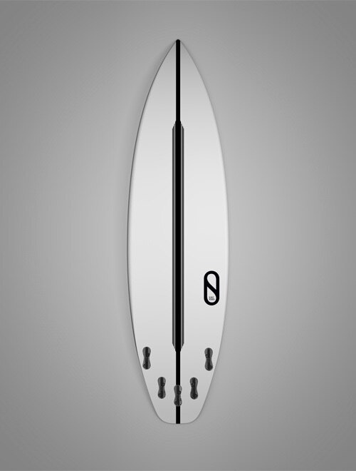 FIREWIRE SURFBOARDS 5'11 GAMMA LFT FUTURES