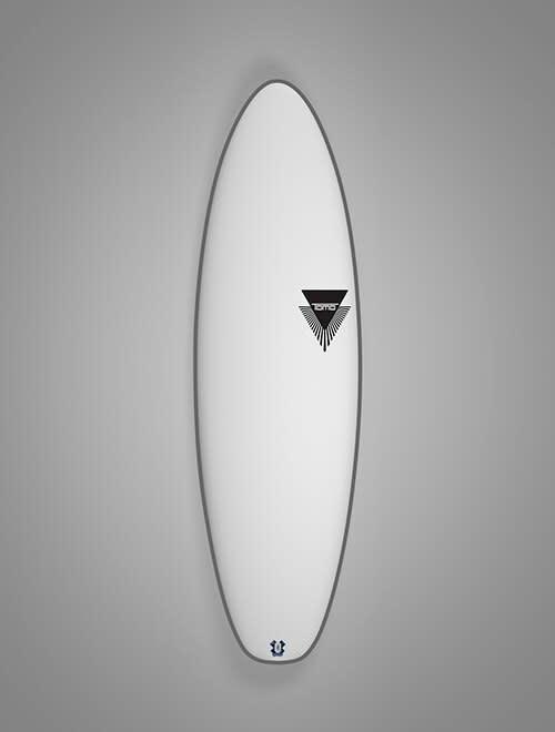 FIREWIRE SURFBOARDS 6'4 HYDROSHORT HE FUTURES