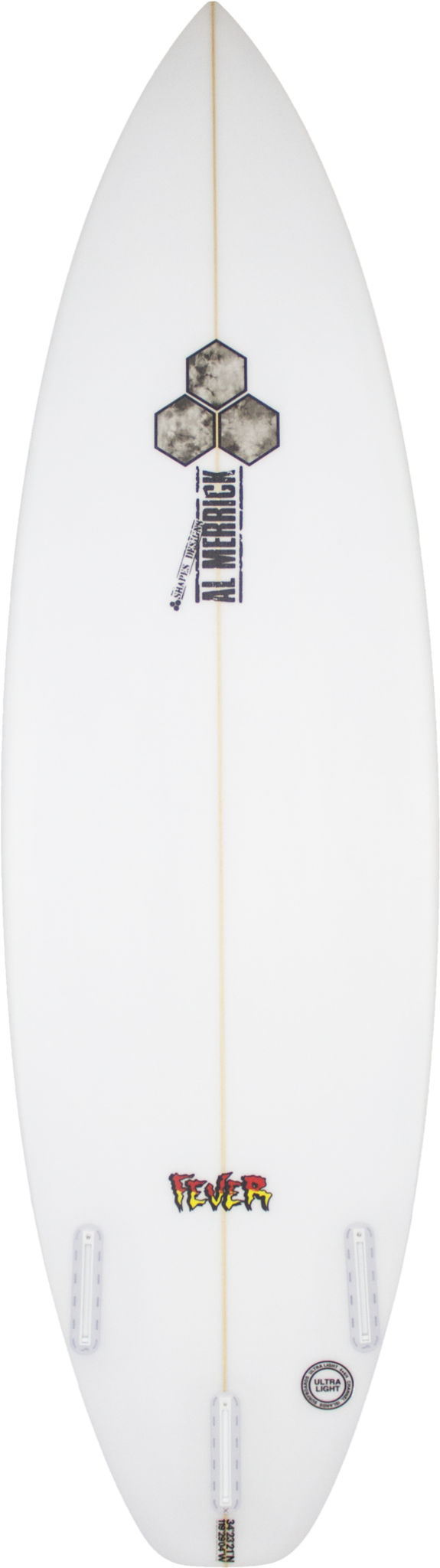 CHANNEL ISLANDS SURFBOARDS 5'11 FEVER FCS2