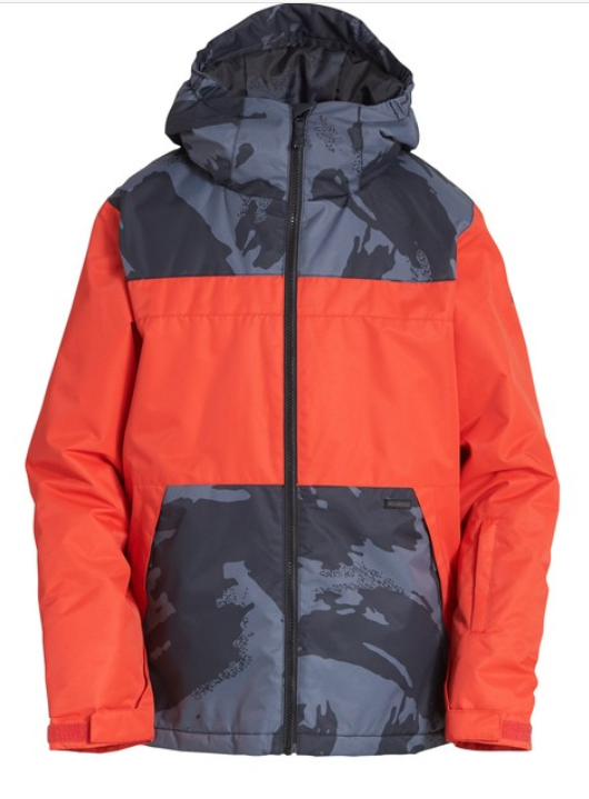 BILLABONG BOYS BILLABONG ALL DAY SOLID JACKET