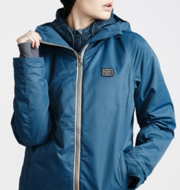BILLABONG WOMEN'S BILLABONG SULA SOLID SNOW JACKET