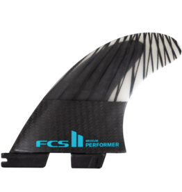FCS FCS2 PERFORMER PC CARBON TRI MEDIUM