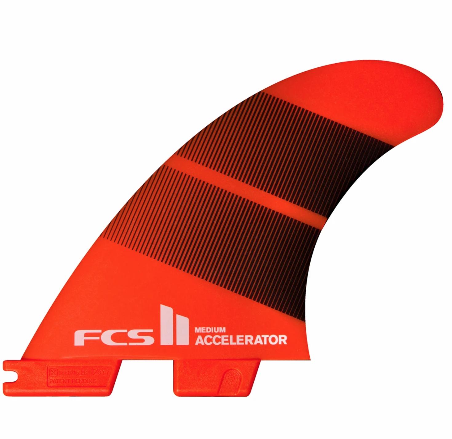 FCS FCS2 ACCELERATOR NEO GLASS LARGE TRI