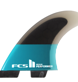 FCS FCS 2 PERFORMER PC MED TEAL/BLACK TRI