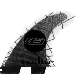 FCS FCS2 HS PC CARBON TRI LARGE